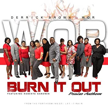 Burn It out (Maxi-Single)