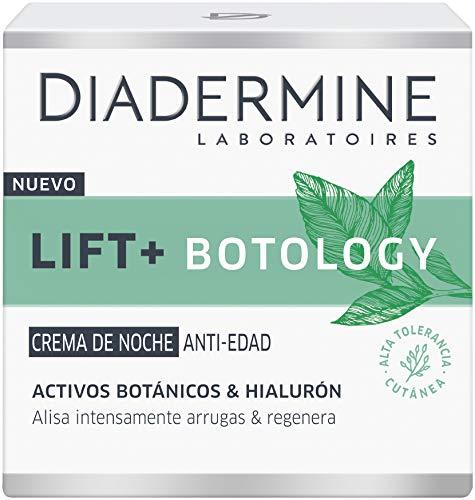 Diadermine Lift + Botology Crema De Noche Anti-edad, 50ml, 1 unidad