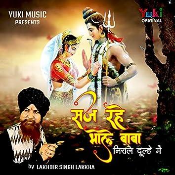 Saj Rahe Bhole Baba Nirale Dulhe Mein