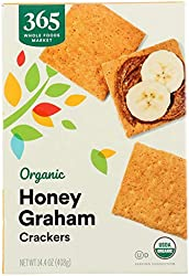 365 by Whole Foods Market, Organic Graham Crackers, 14.4 Ounce