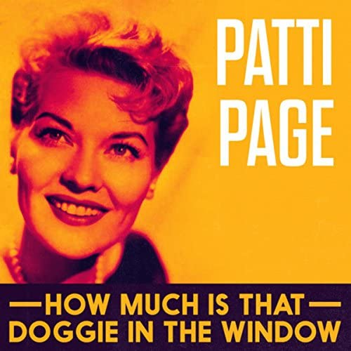 Patti Page With Orchestra