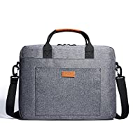 Laptop compartment with high quality shockproof air pad and velcro strap prevents the laptops from being dropped and scratches.Fits most 13-14.6 inch Laptop / Notebooks / MacBook/Ultrabook/Chromebook/Acer/Asus/Dell/Fujitsu/Lenovo/HP/Samsung/Sony/Tosh...