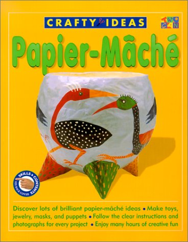 Papier Mache (Fun to Make and Do Jump! Craft)