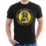 Cloud City 7 Cobra Kai Snake Logo No Mercy Men's T-Shirt