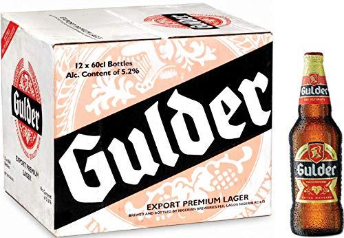 Gulder Premium Lager 5.2% 12 x 600 ml.