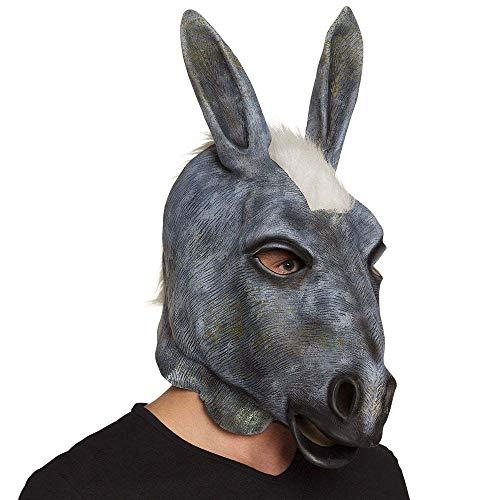 Boland 00161 Latexmaske, unisex-adult, Esel, One Size