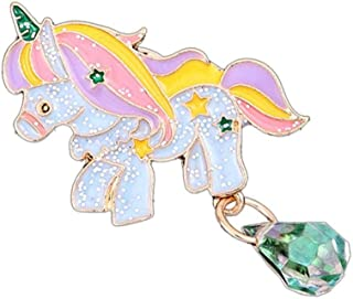 Unicorn Spille E Pins Divertente Creativo Unicorn Smalto Perni del Risvolto Pin Badge Gifts