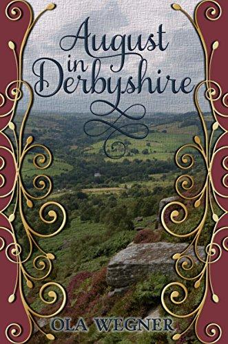 August in Derbyshire by [Ola Wegner]