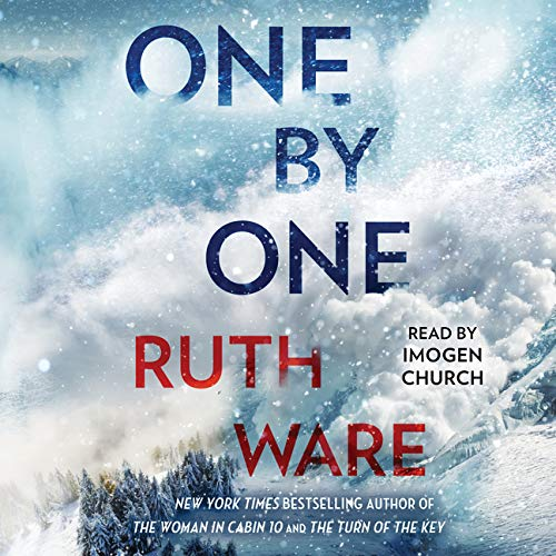 One by One Audiobook By Ruth Ware cover art