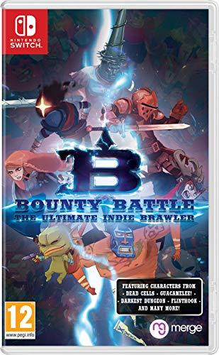 Bounty Battle: The Ultimate Indie Brawler (Nintendo Switch)