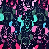 MAGAM-Stoffe Minnie Mouse Jersey Kinder Stoff Oeko-Tex