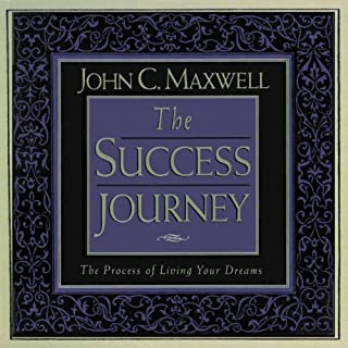 The Success Journey audiobook cover art