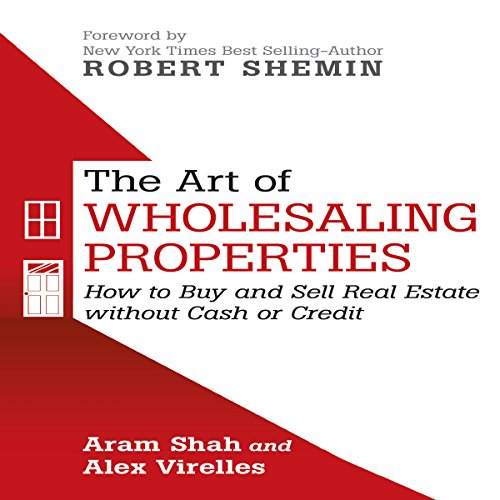 The Art of Wholesaling Properties cover art