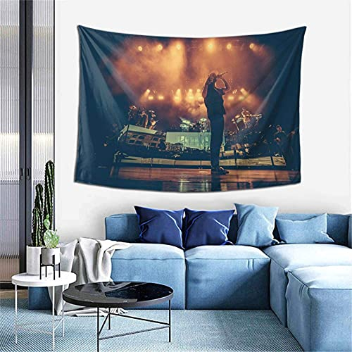Hdadwy Hip Hop Music Dirty Heads Band Tapestry 60x40 Inch for Living Room Bedroom Dorm Art Decor Adult and Kids Gift Boutique Tapestry Hd Printing