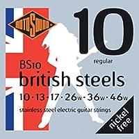 ROTOSOUND ROT-BS10 Regular エレキギター弦×3セット