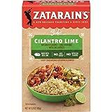 Zatarain's Cilantro Lime Rice, 6.9 oz (Pack of 12)