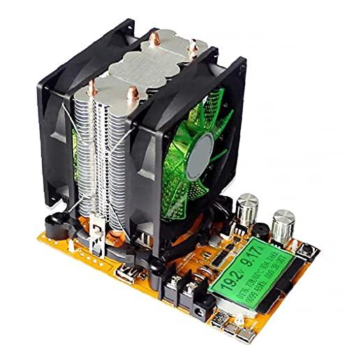 Elektronisches Last-Tester-Modul USB 180W Einstellbarer Konstantstrom-Entladungs-Aging-Messgerät bequem