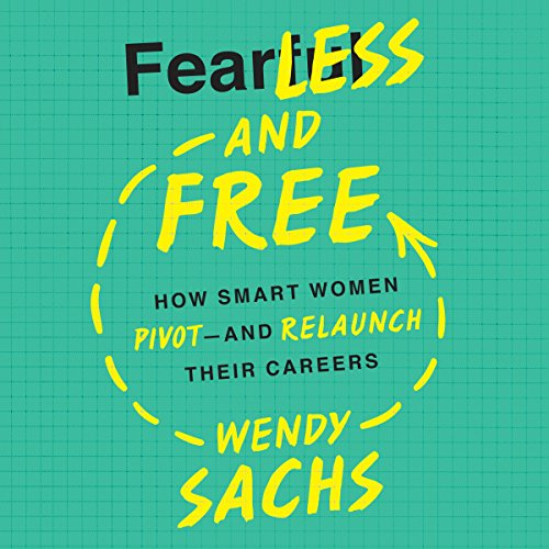 Fearless and Free audiobook cover art