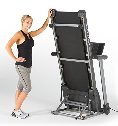 3G Cardio 80i Fold Flat Incline Treadmill