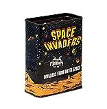 Unbekannt Space Invaders 6820992001Tirelire Rétro Game–Coin Bank, métal, 9x...