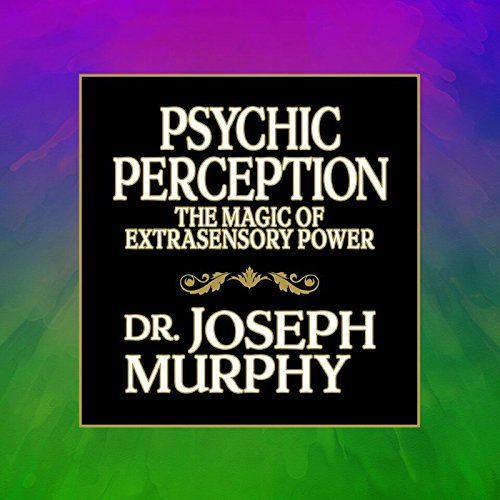 Psychic Perception audiobook cover art