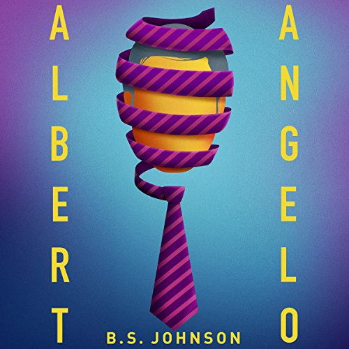 Albert Angelo audiobook cover art