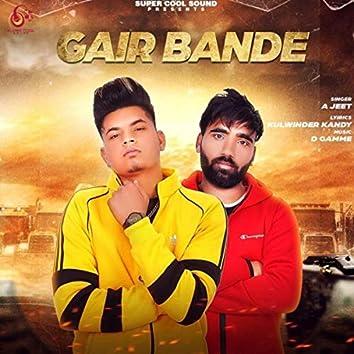 Gair Bande (feat. Kulwinder Kandy)