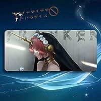 マウスパッド Fate/Apocrypha フェイト アポクリファ フランケンシュタイン 大判 パソコン周辺機器 (900 * 400 * 5mm)