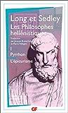 Les philosophes hellénistiques - Flammarion - 12/09/1997
