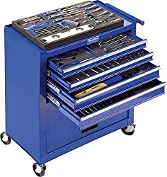 Werkstattwagen blau