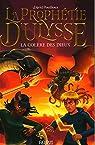 La prophétie d'Ulysse, Tome 2 : La colère des dieux par Pouilloux