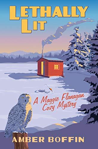 Lethally Lit: A Maggie Flanagan Cozy Mystery