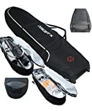 Doppel Boardbag Concept X 230cm x 63cm , Surf Board Bag , Double -