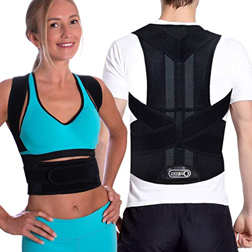 Posture Corrector for Women & Men - Thoracic & Shoulder Brace for...