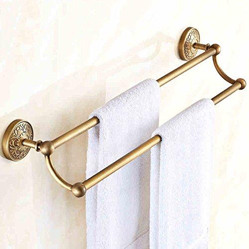 MBYW modern, minimalistisk handdukshållare med hög hållfasthet elegant badrumshanddukshållare antik koppar handdukshållare badrum badrum av högt pris handdukshållare