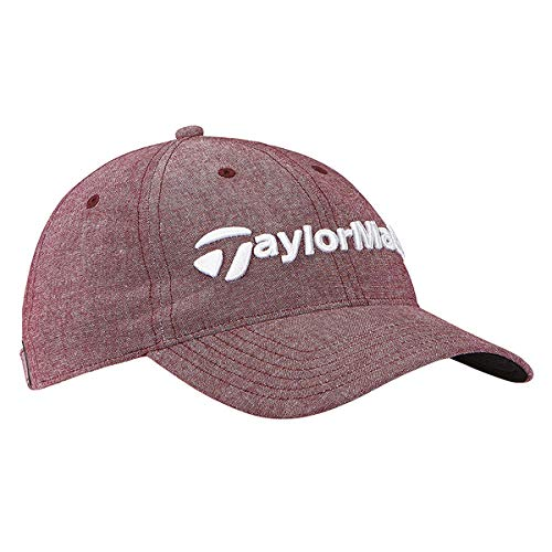TaylorMade Golf 2018 Mens Tradition Lite Heather Hat...