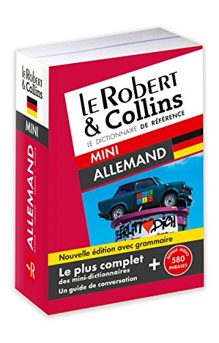 Dictionnaire Le Robert & Collins Mini Allemand