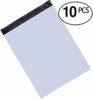 Large Plastic Mailing Envelopes, Jumbo Poly Mailer Shipping Bags with Self-Sealing Strip for Clothes 23.5x30 Inch (10 Pack)
