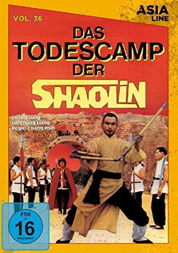 Das Todescamp der Shaolin - Asia Line Vol. 36 [Limited Edition]