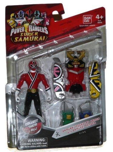 Saban's Power Rangers Super Samurai Megazord Armor With 4