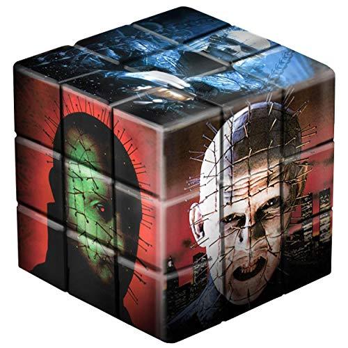 Hellraiser III Puzzle Box Hell on Earth Zauberwürfel Pinhead (5,6cm x 5,6cm)
