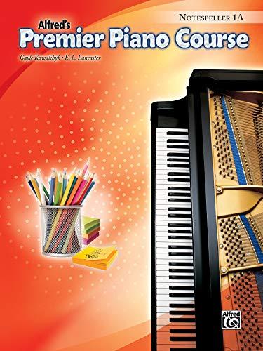 Premier Piano Course -- Notespeller: Level 1A