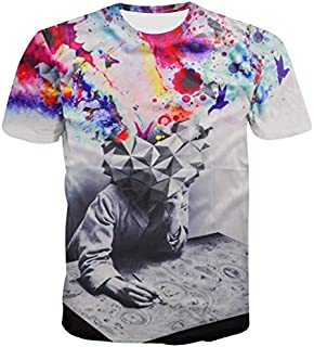 Other T-Shirts For Men, Multi Color L/XL