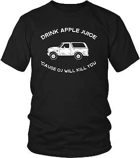 Best drink more apple juice t shirt Reviews