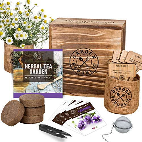 herb garden mother's day gifts