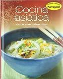 Cocina asiatica - platos de aromas y sabores exoticas (con lazo)