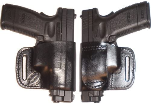 Pro 4 years warranty Carry Ruger SR22 Belt Challenge the lowest price Ride Black Holster Right Hand Gun