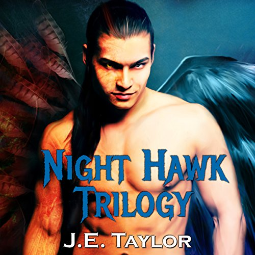 Night Hawk Trilogy audiobook cover art
