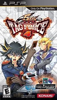 Yu-Gi-Oh! 5D s Tagforce 4