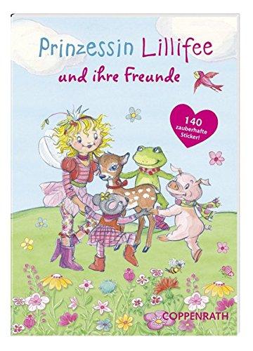 Prinzessin Lillifee und ihre Freunde: 140 zauberhafte Sticker! (Verkaufseinheit)